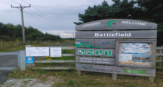 Bettisfield Coastal Walk