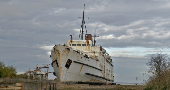 The Duke of Lancaster Ship