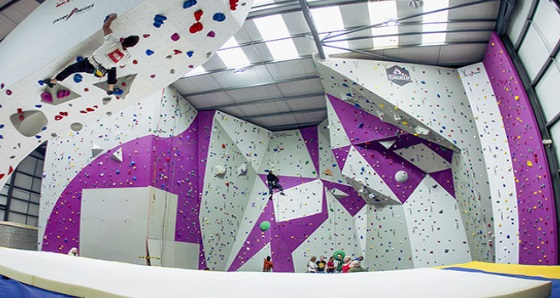 The Boardroom Indoor Climbing Centre