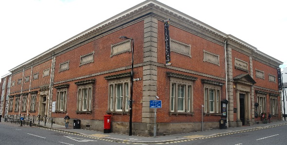 Warrington Museum and Art Gallery